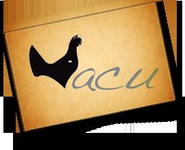Logo de la ACU